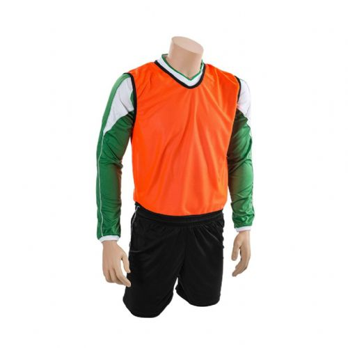 Mesh Training Bib (Youth, Adult) - Fluo Orange
